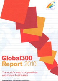 An ICA report on the largest 300 co-operatives in the world.